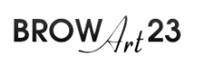 Brow Art 23 logo