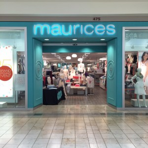 Maurices store front 2