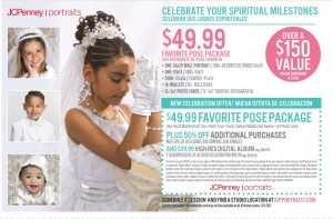 first communion offer