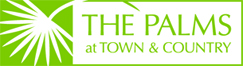 The Palms at Town & Country logo