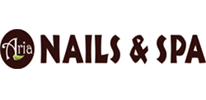 Aria Nails & Spa logo