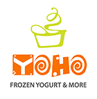 Yoho Frozen Yogurt & More logo