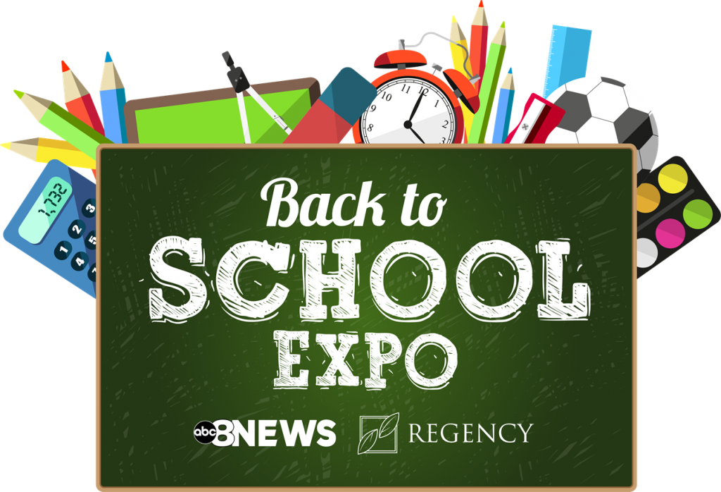 back to school expo at regency