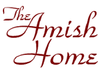 The Amish Home logo