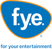 FYE- For Your Entertainment logo