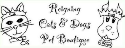 Reigning Cats & Dogs logo