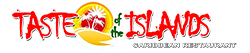 Taste of The Islands logo