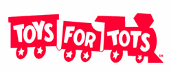 Toys for Tots Charleston logo