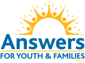 Answers for Youth & Families logo