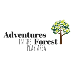 Adventure in the Forest Play Area logo